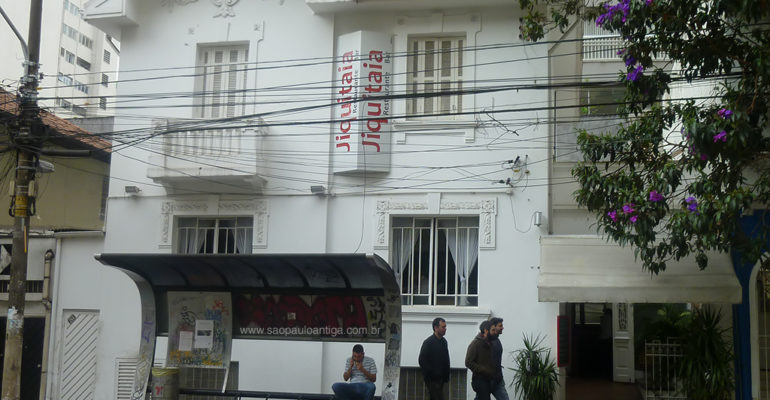 Jiquitaia – Rua Antônio Carlos, 268