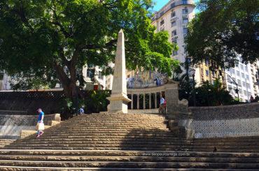 Largo da Memória e Obelisco do Piques