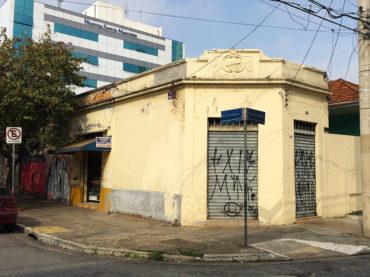 Armazém Demolido – Rua Padre Raposo, 1193