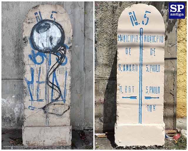 """O """"Antes e Depois"""" do Marco N5 (clique na foto para ampliar)"""