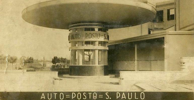 Auto Posto S.Paulo