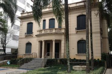Palacete de Raul da Cunha Bueno