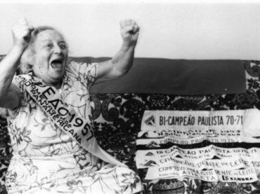 Catharina Serroni e seu amor ao São Paulo Futebol Clube