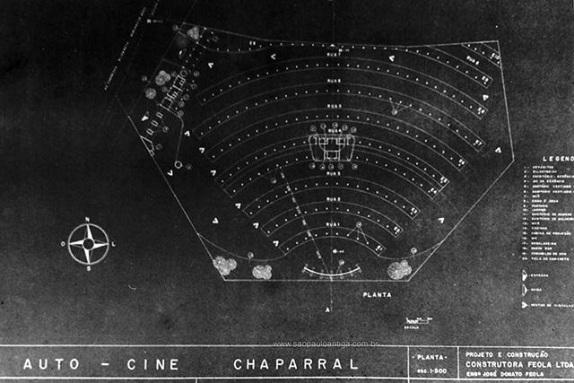 Planta do Chaparral (clique para ampliar)