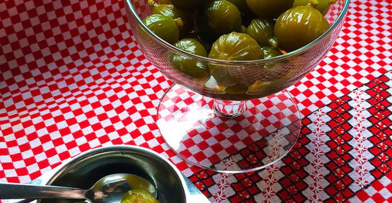 Doce de Figo, uma sobremesa paulista e imperial