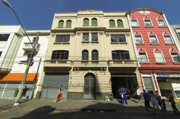 Prédio – Rua da Cantareira, 327