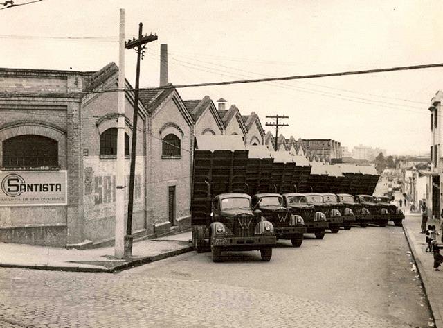 Depósito da S.A. Moinho Santista, na Água Branca (clique na foto para ampliar)
