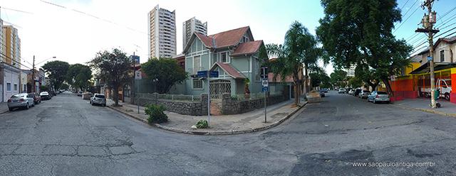 Vista panorâmica da casa (clique para ampliar).