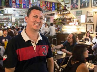Robson Cavalcante e o Empanadas Bar