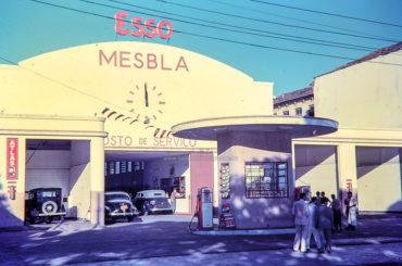 Postos de combustíveis antigos de São Paulo