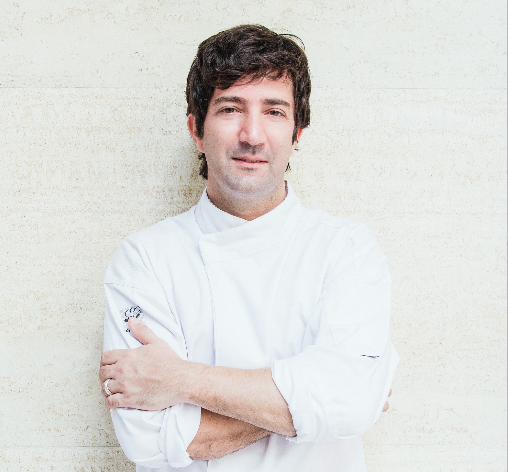 Luiz Campiglia, chef e dono do restaurante