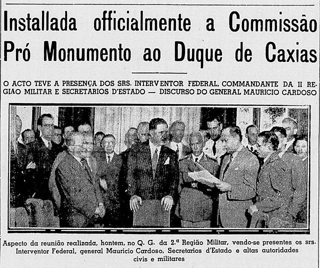 Foto: Correio Paulistano (1941)