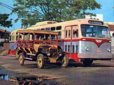 22 ônibus paulistanos para matar saudades