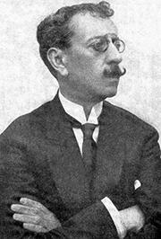 Olavo Bilac - Divulgação