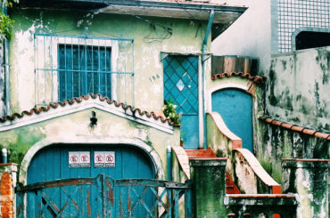 Casa Antiga – Rua Taiaçupeba