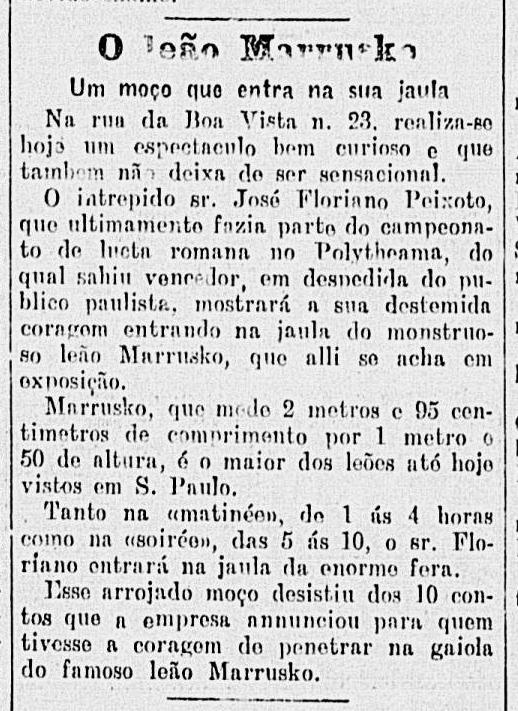 Divulgação - Correio Paulistano
