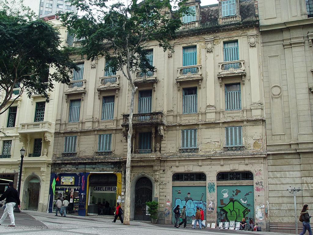 Hotel Central  U2013 S U00e3o Paulo Antiga