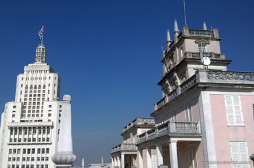 Como estão os principais mirantes de São Paulo ?