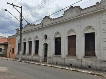 Casarão de 1917 – Nazaré Paulista