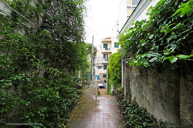 Em direção a rua Itapeva (clique na foto para ampliar)