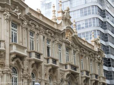 O restauro do Palacete Tereza Toledo Lara