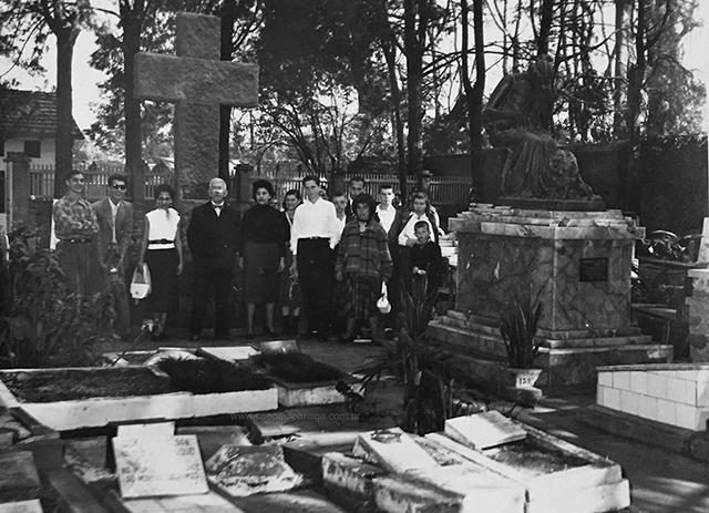 Cemitério de Animais em 1955