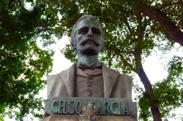 Monumento a Celso Garcia