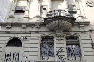 Sobrado Antigo – Rua do Boticário, 68