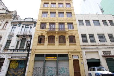Edifício – Rua Roberto Simonsen, 95
