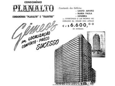Edifício Planalto comemora 60 anos com exposição inédita