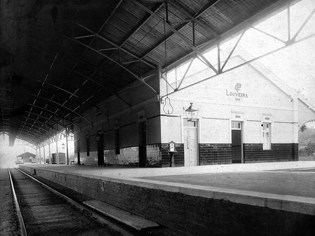 Estação Louveira (clique para ampliar)