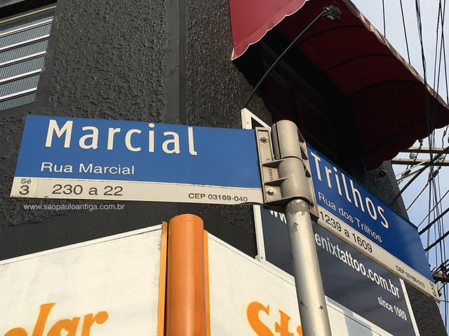 Rua Marcial (clique na foto para ampliar)