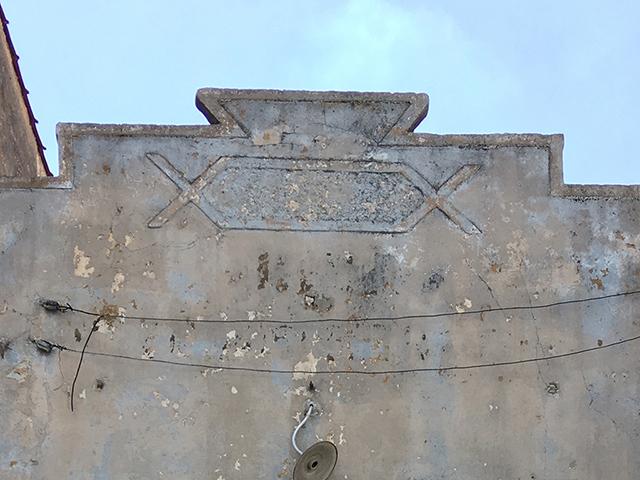 Detalhe da fachada (clique para ampliar)