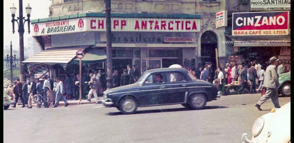 Avenida São João, 128 – 1968 & 2016