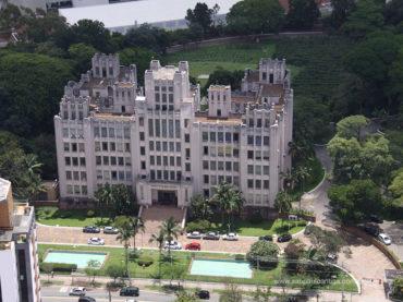São Paulo em 34 imagens aéreas