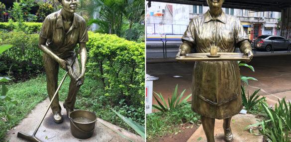 Monumento ao Trabalhador do Asseio e Conservação e Limpeza Urbana