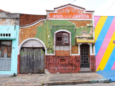 Casa Antiga – Rua Arinaia
