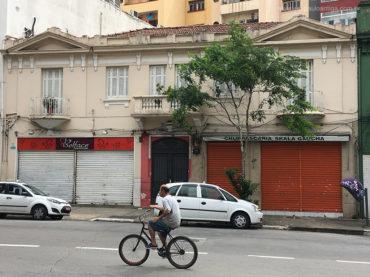 Edifício Antigo – Rua das Palmeiras, 432