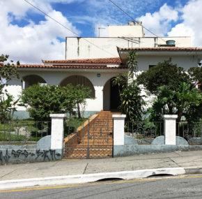 Casarão – Avenida Monteiro Lobato