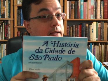 A história da Cidade de São Paulo em quadrinhos