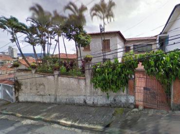 Casarão Demolido – Rua Cônego Ladeira