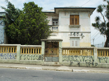 Casarão JL – Avenida Gabriela Mistral