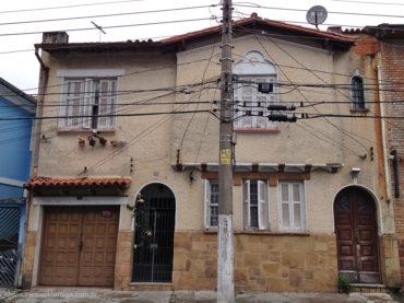 Casas Antigas – Rua Antônio Coruja