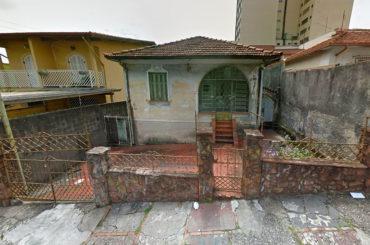 Casa Antiga – Rua Caranguejo