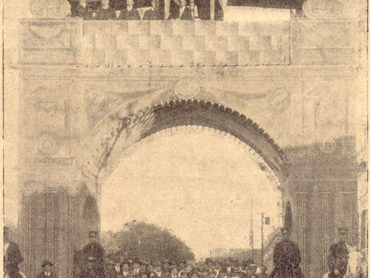 O Arco do Triunfo de Sorocaba