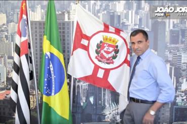 Vereador quer mudar bandeira de São Paulo