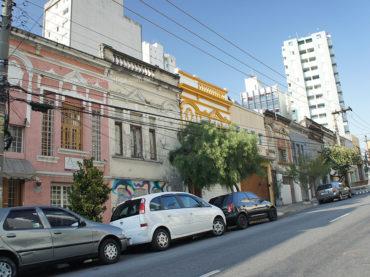 Casas Antigas da Alameda Olga