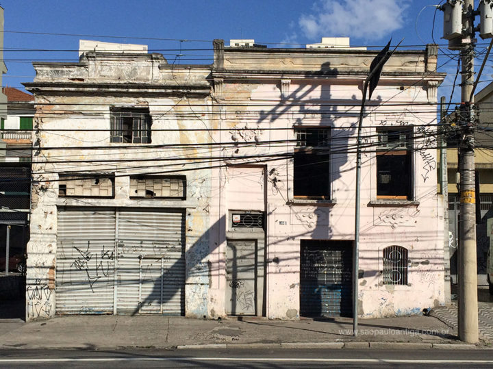 Casas – Avenida Celso Garcia