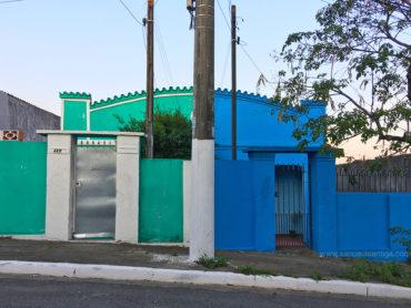 Casas – Rua Verdi