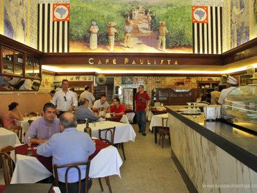 Café Paulista em Santos fecha as portas